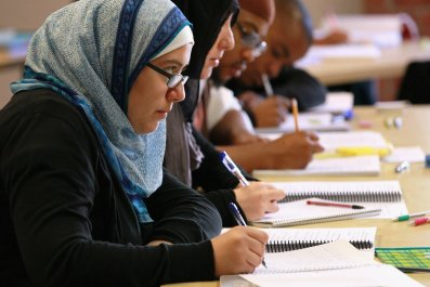 California Muslim Students