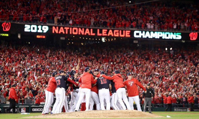 Baseball world series betting lines facts about online sports betting