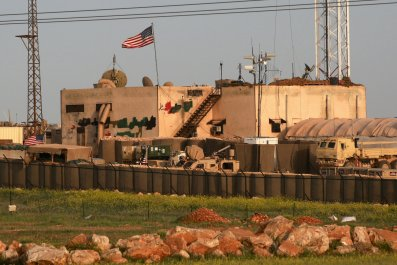 US, military, base, Syria, Manbij, Russia