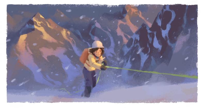 Wanda Rutkiewicz Google Doodle