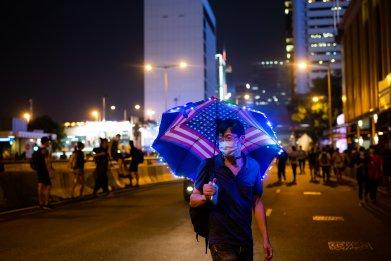 Hong Kong, human rights, act, Congress, China