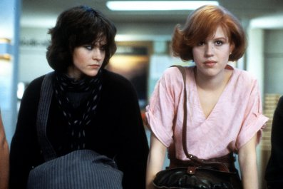 Scene from 'The Breakfast Club'