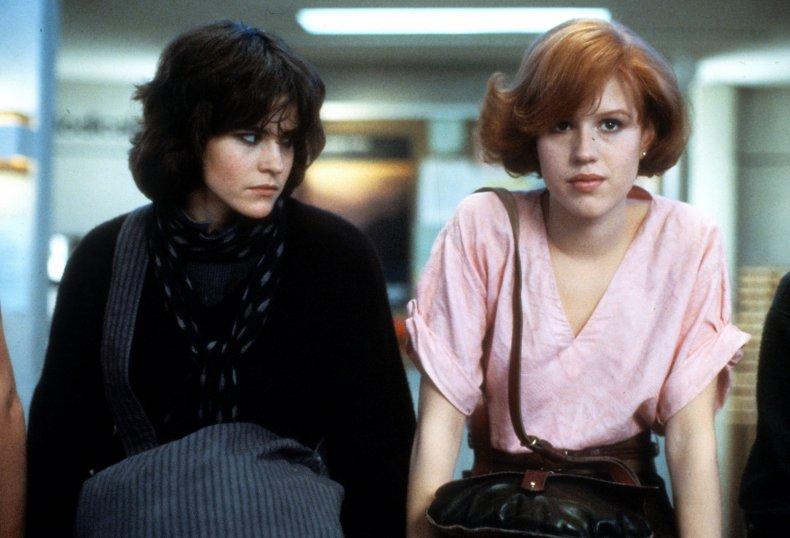 Scene from 'The Breakfast Club'