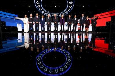 cnn fourth democratic debate ignores lgbtq questions