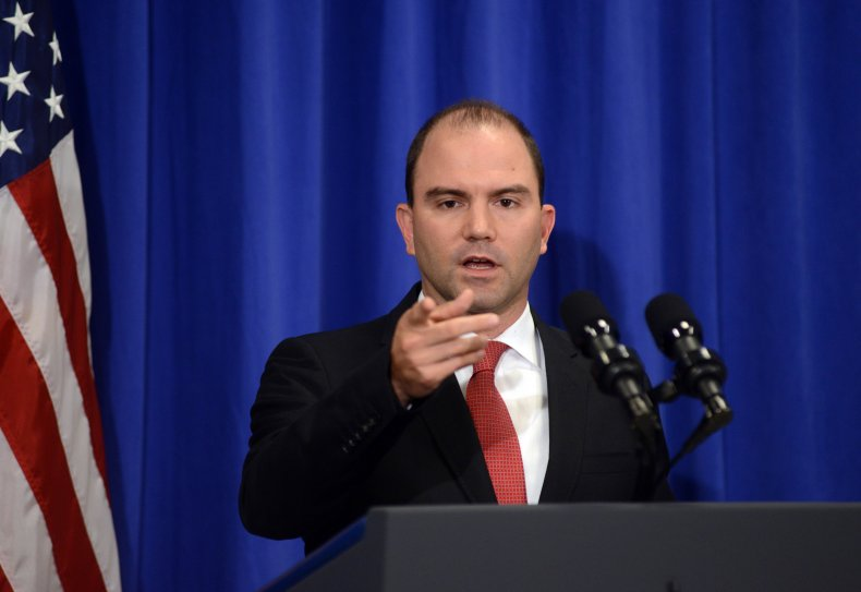 Ben Rhodes National Security