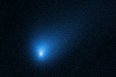 interstellar comet