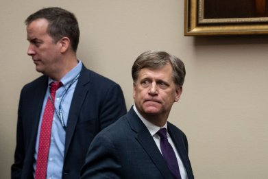 Former U.S. Ambassador to Russia Michael McFaul