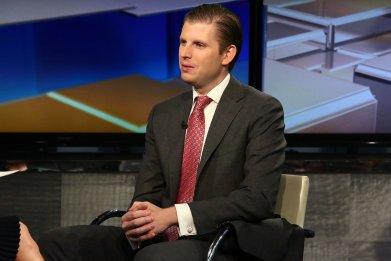 Eric Trump Fox News Lies