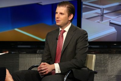 Eric Trump Fox News Lies
