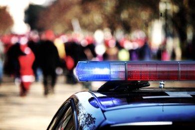 cop stock photo