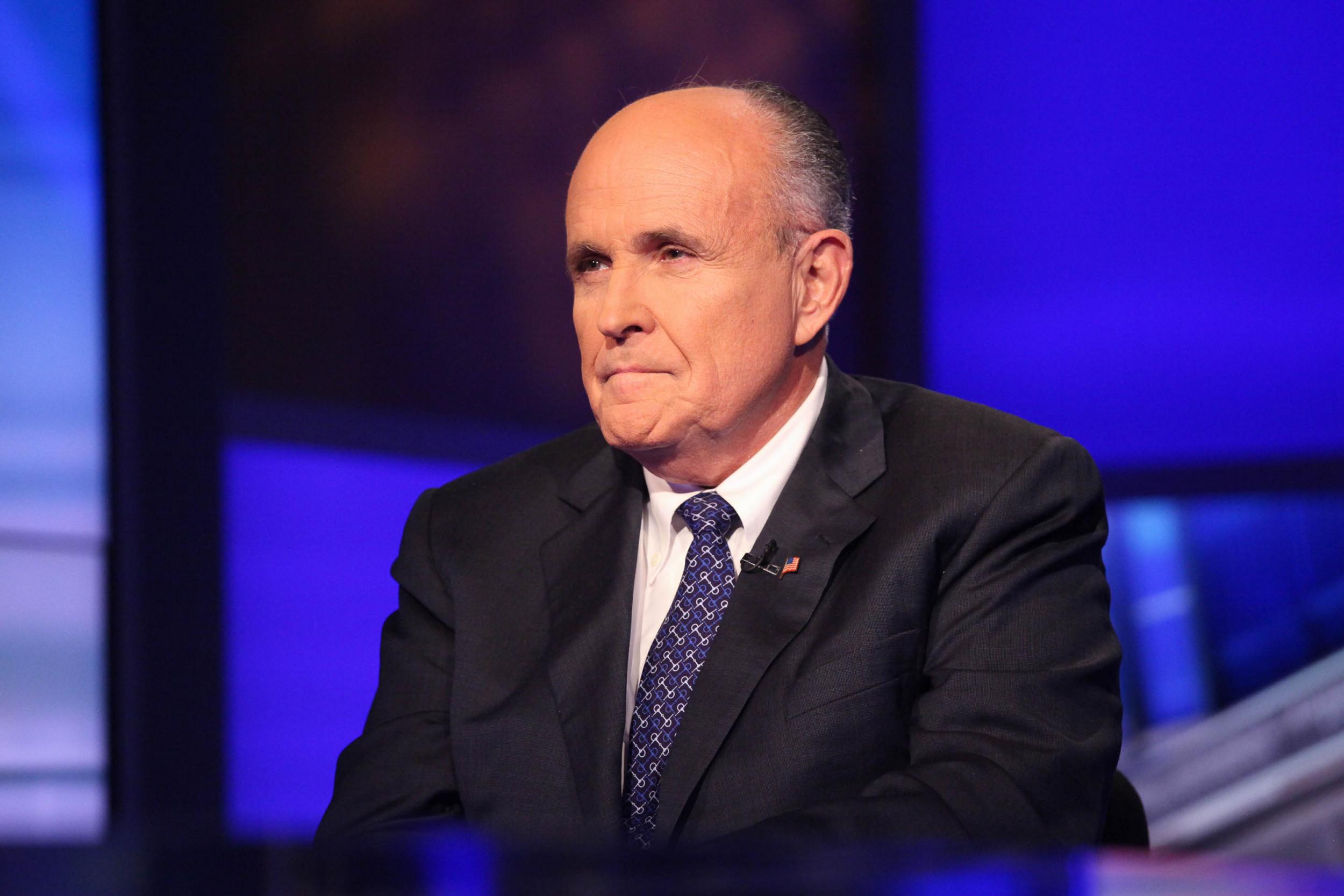 newsweek.com - Chantal Da Silva - Rudy Giuliani may pose a national security threat to the U.S., says former FBI agent