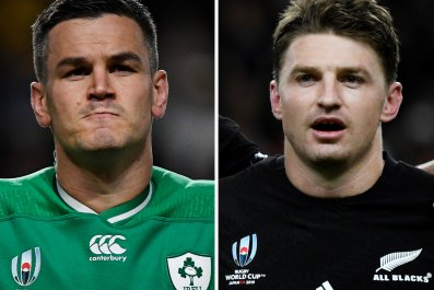 Rugby World Cup, Ireland, New Zealand
