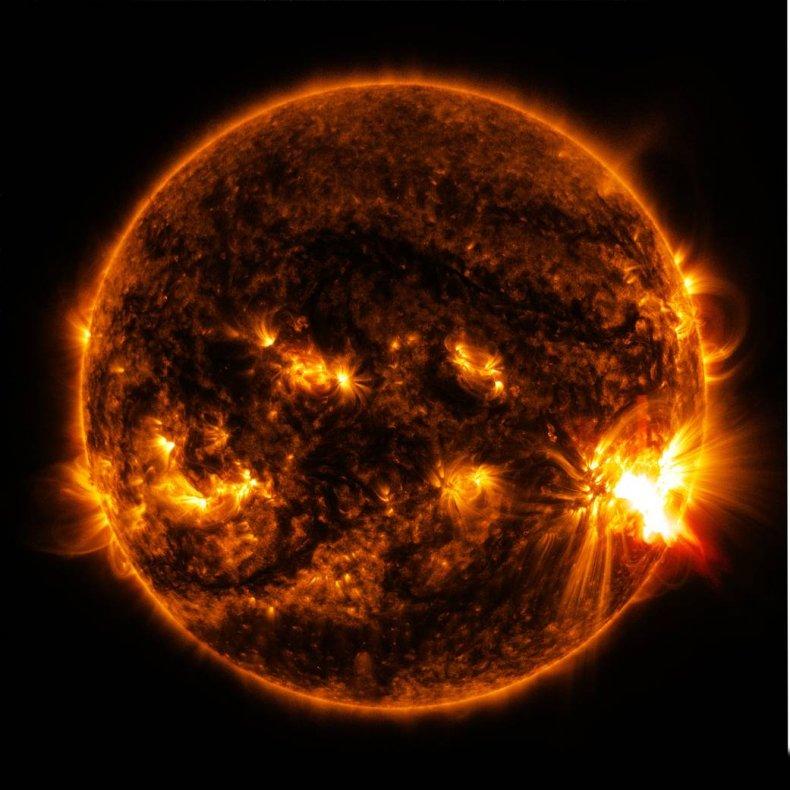 solar flar