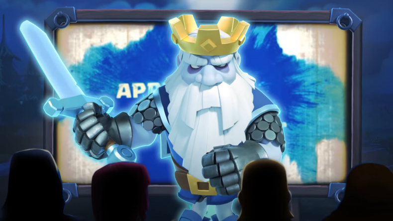 clash of clans october update royal ghost