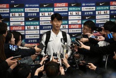 South Korean Footballer