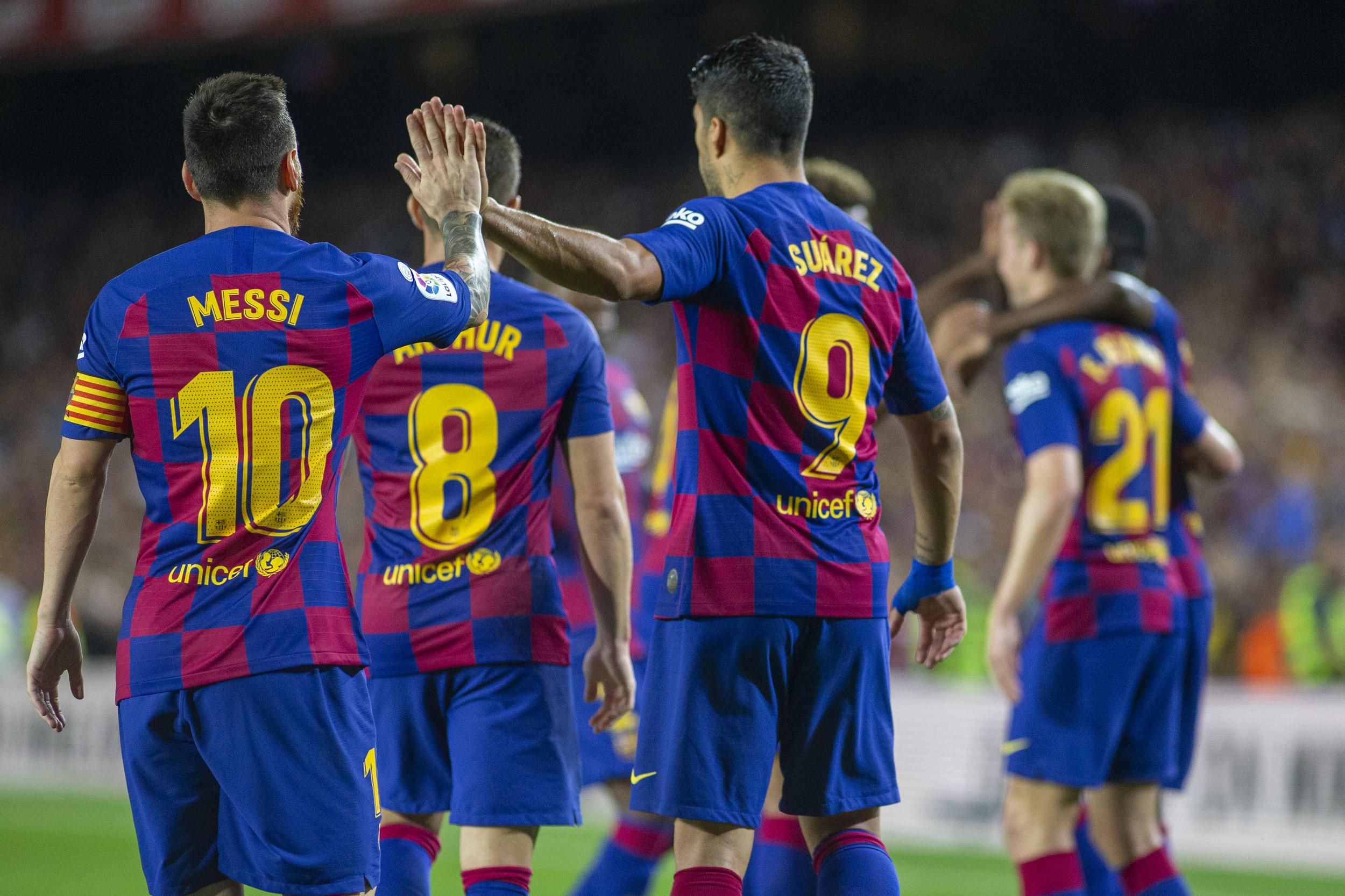 Eibar vs. Barcelona: Where to watch La Liga, TV channel, live stream and odds