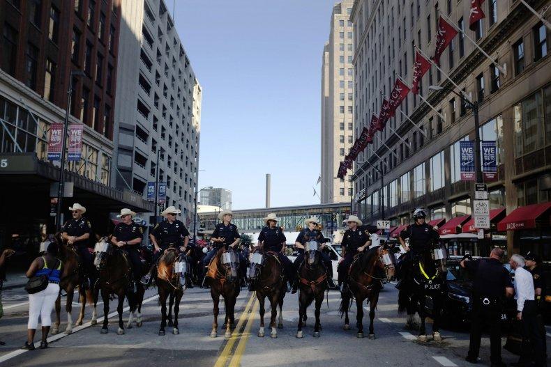 Forth Worth Police