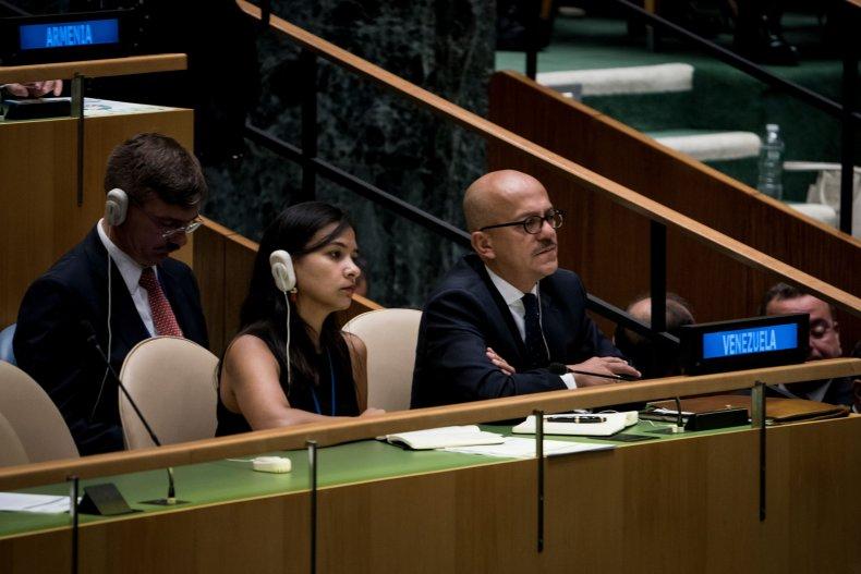 Venezuela UN General Assembly