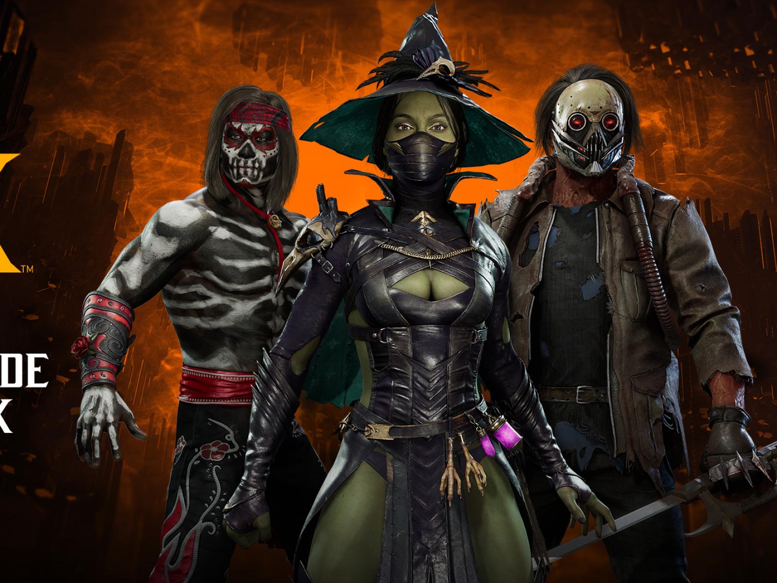 Mortal Kombat 11 Halloween Event Brings New Brutalities Skin