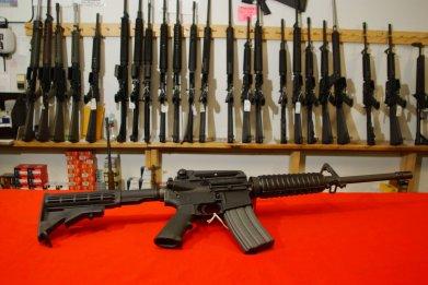 Assault Weapon Large Magazine