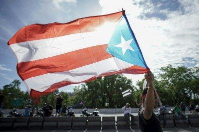 Puerto Rico disaster relief