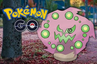 pokemon go spiritomb halloween 2019