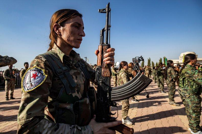 kurdish fighters politician funeral turkey attack