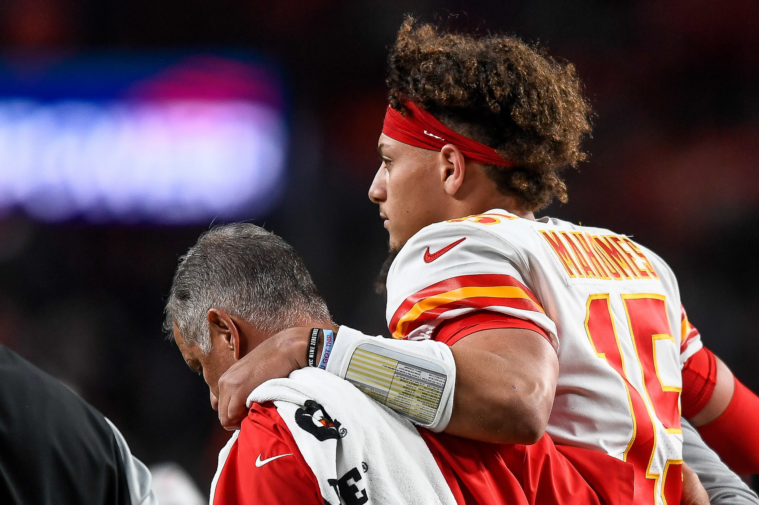 Patrick Mahomes Injury Update How Long Will Chiefs Qb Be