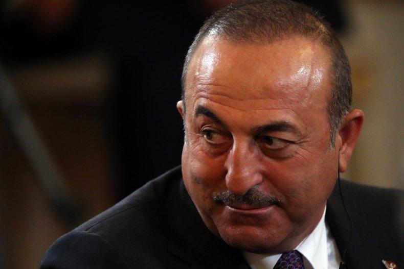 Mevlut Cavusoglu, Donald Trump, policy, Syria, sanctions