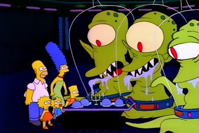 simpsons treehouse of horror
