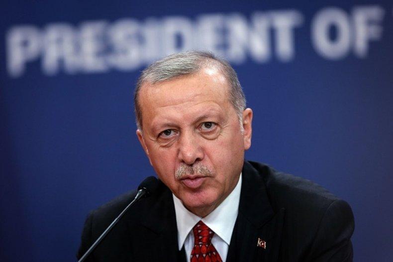turkey recep erdogan responds trump letter