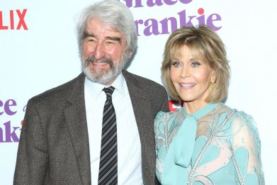 Jane Fonda Arrested Again, This Time with 'Grace & Frankie' Co-Star Sam Waterston