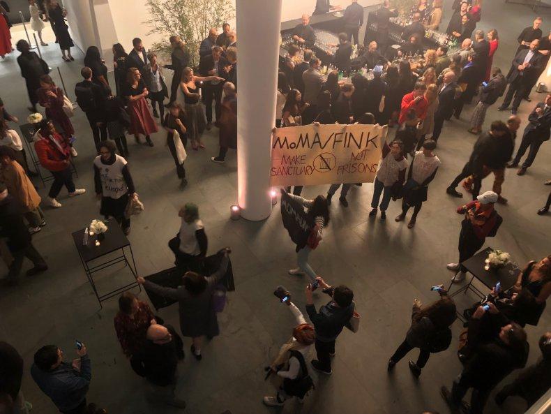 MoMA inside