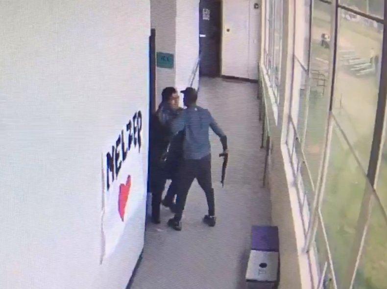 Parkrose High School shooter disarmed
