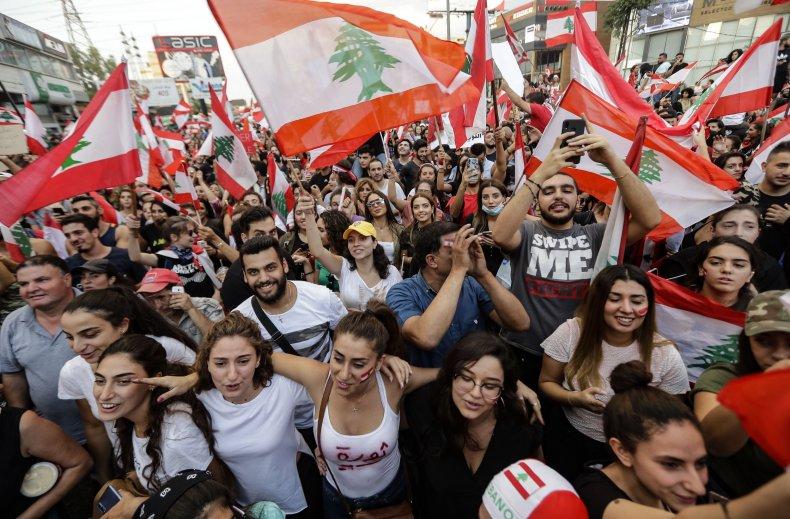 Lebanon Protest Amnesty International