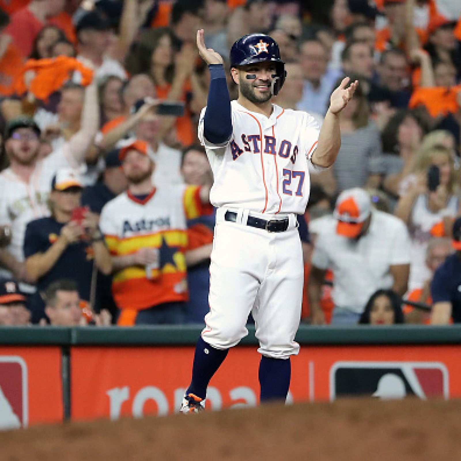 Astros 2019 >> Houston Astros Jose Altuve Blasts Walk Off Home Run To Beat