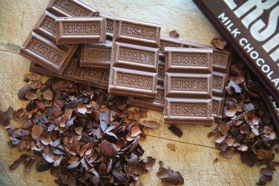 Hershey's chocolate