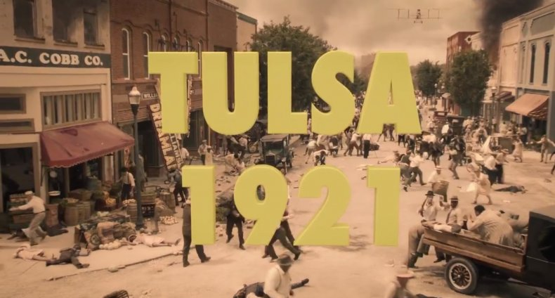 watchmen hbo tulsa race riot massacre 1921