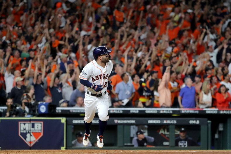 Jose Altuve, Houston Astros, MLB