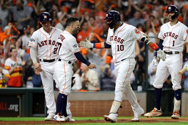Houston Astros, Jose Altuve