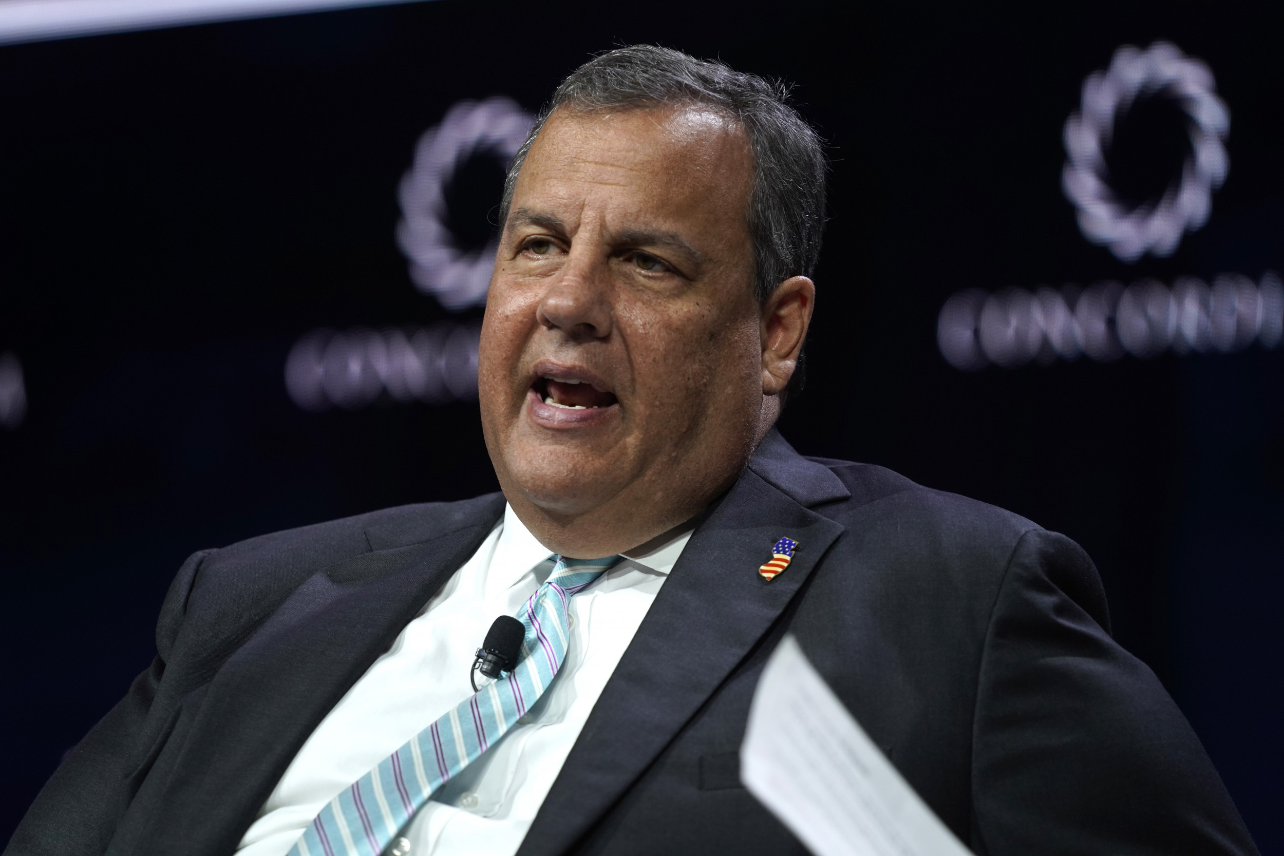 Chris Christie says Donald Trump loves showing off his properties but G7 Doral plan was 'unforced error'