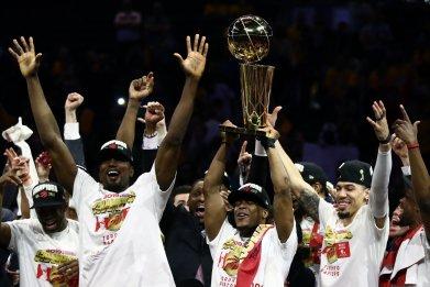 Toronto Raptors, NBA Finals