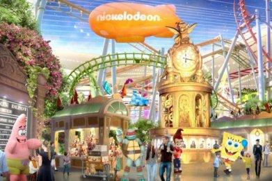 Nickelodeon Universe New Jersey Theme Park
