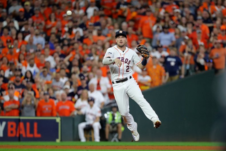 Alex Bregman, Houston Astros