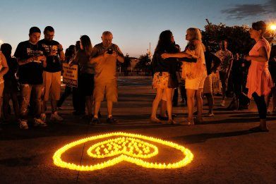 Vigil for Victims of Drug Addiction