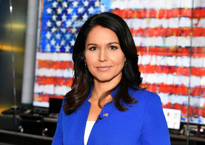 Tulsi Gabbard Democratic candidate 2020