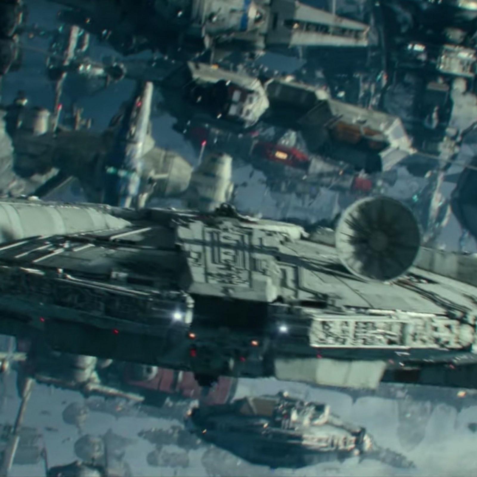 Star Wars The Rise Of Skywalker Spoilers Trailer Teases Star Wars Rebels Ghost Appearance
