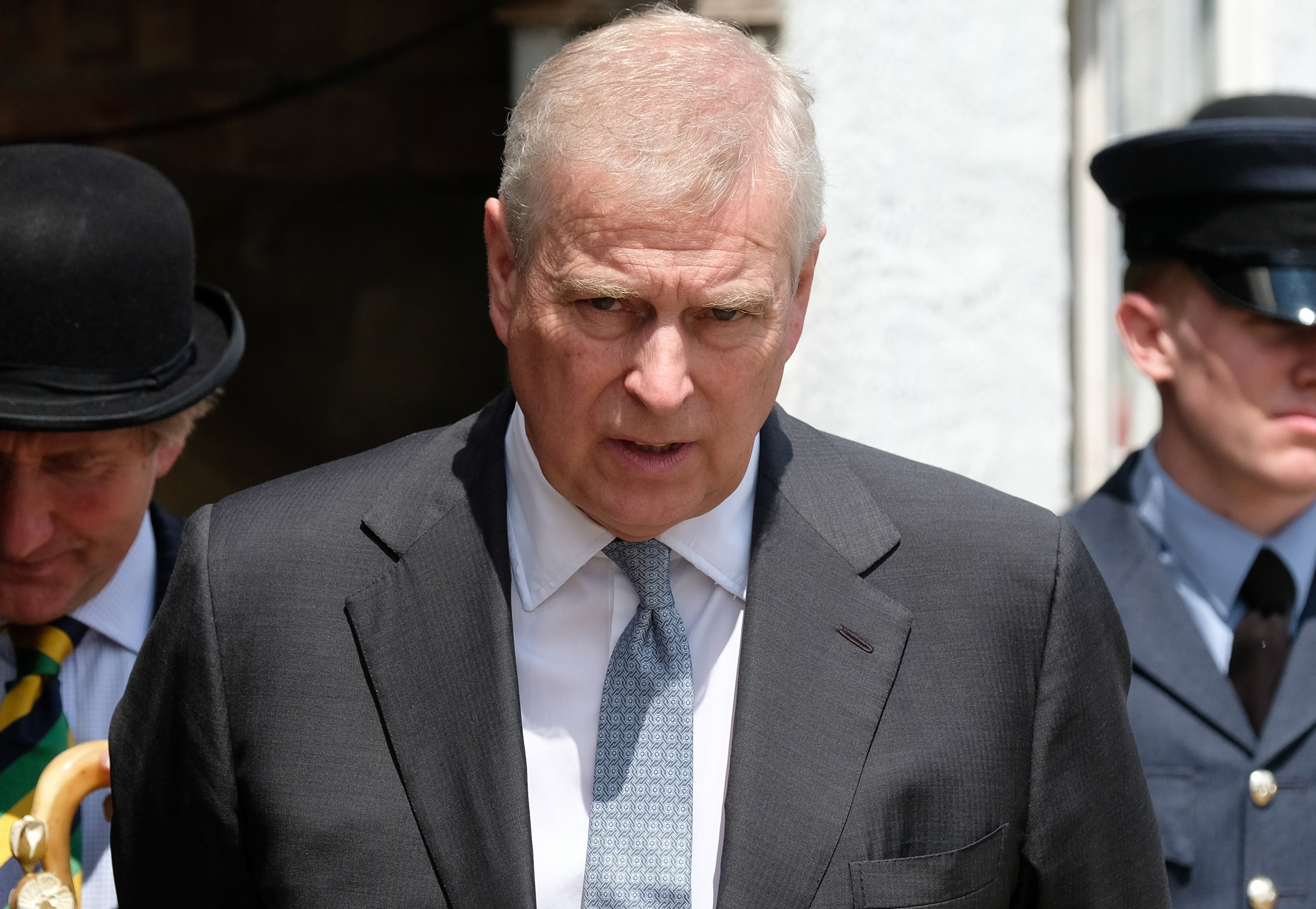 Prince Andrew And Jeffrey Epstein Ties Remain Uninvestigated By