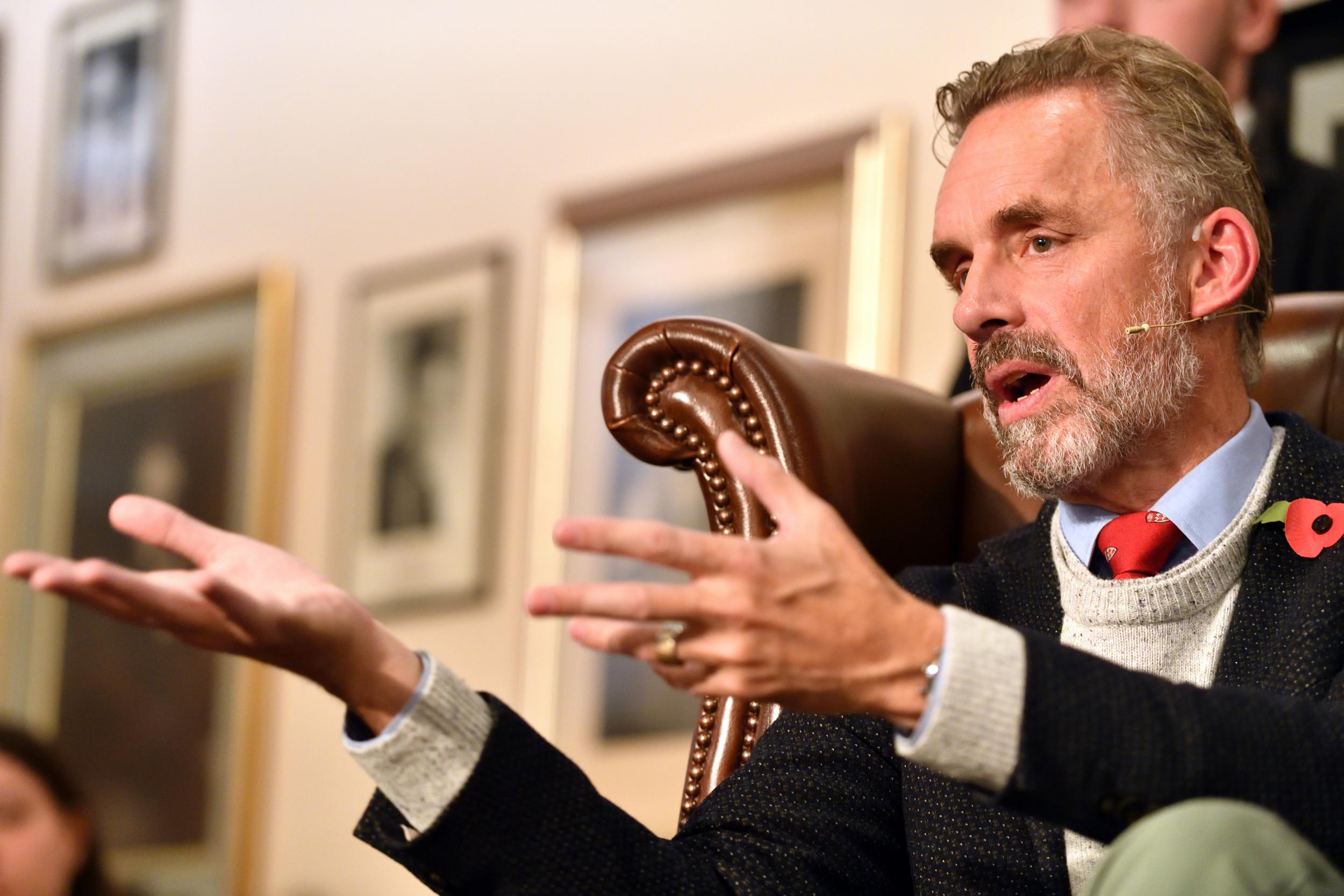 ekskluzywny asortyment szukać outlet na sprzedaż Jordan Peterson Pulls Out of Politicon 2019, Citing Ongoing ...