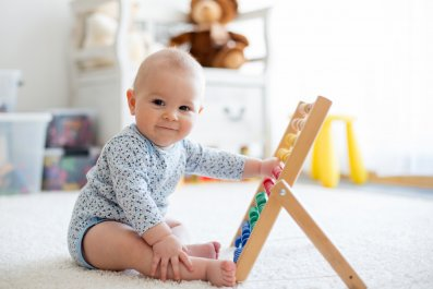 baby, counting, infant, learning, stock, getty